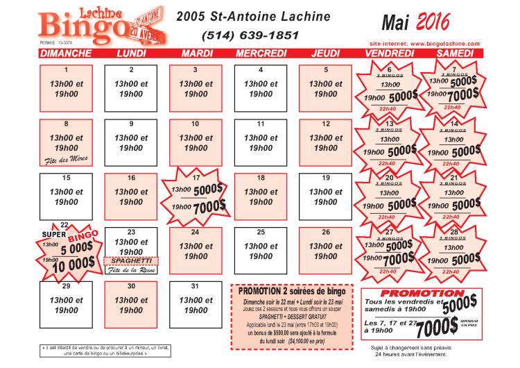 Mai 2016 Lachine